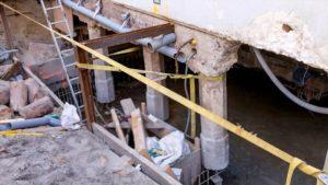 Commercial Foundation Repair in Leander